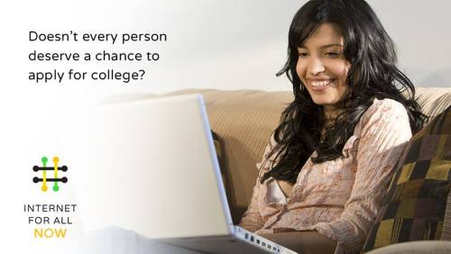 [College] InternetForAllNow